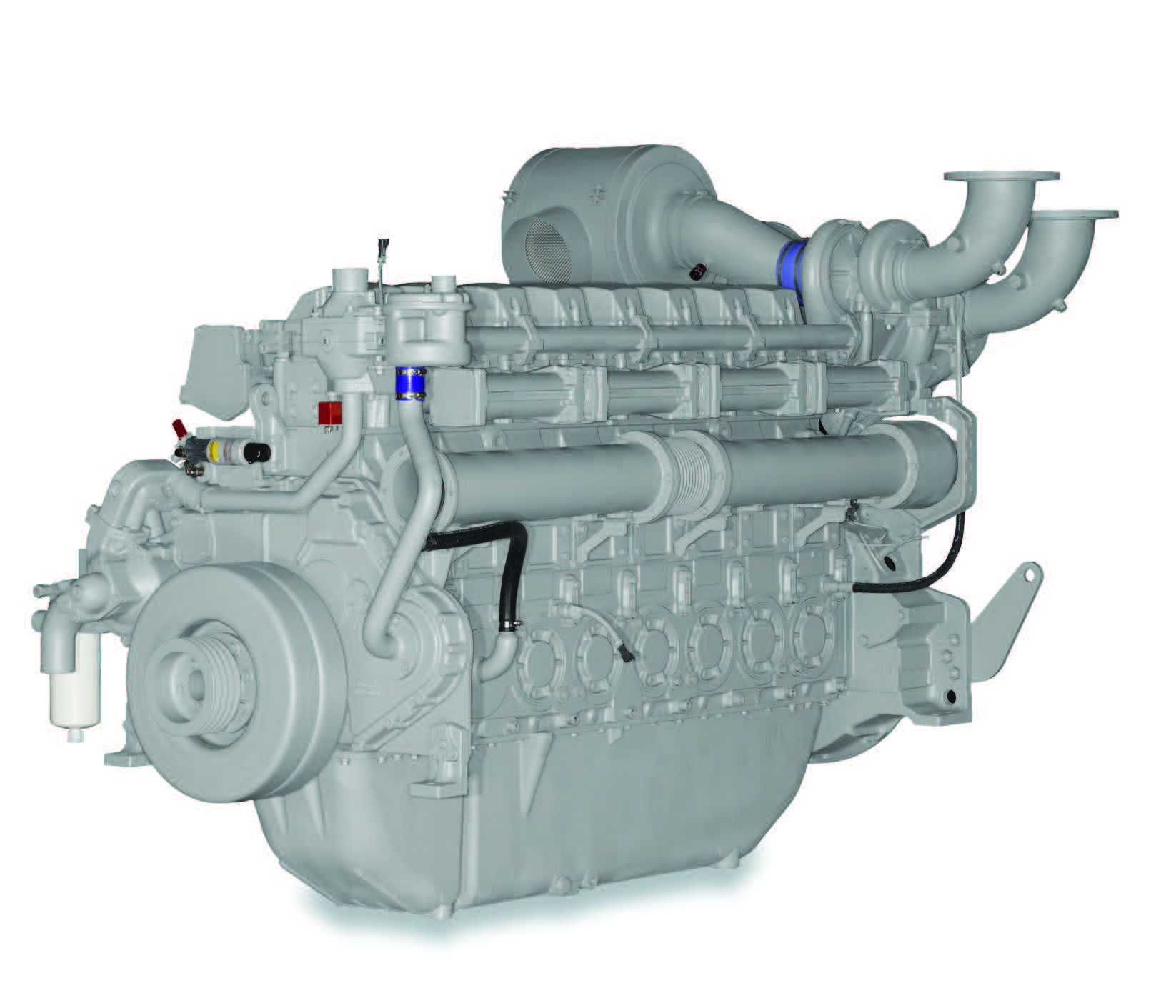 4008TAG1 Diesel Engine – Electro Unit