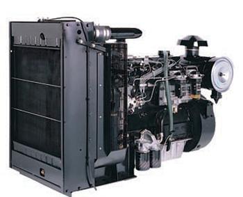 CKD: 1006TAG2 Diesel Engine – ElectropaK + UCI274F