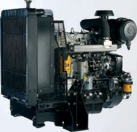 NATURALLY ASPIRATED 50KVA PRIME @50HZ