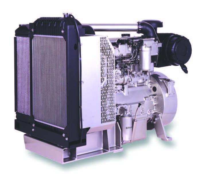 CKD: 1104C-44TAG1 Diesel Engine – ElectropaK + PRO22SB/4