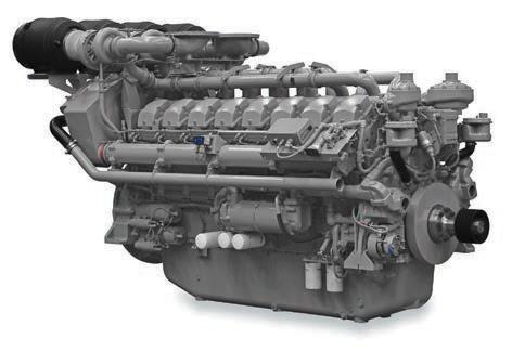 4016-61TRG1, TRG2 Diesel Engine – ElectropaK