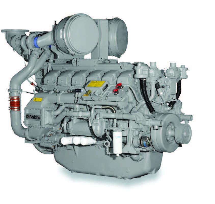 4012-46TWG4A Diesel Engine – ElectropaK