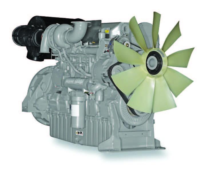 2506A-E15TAG4 Diesel Engine – ElectropaK –Non-Emissions compliant