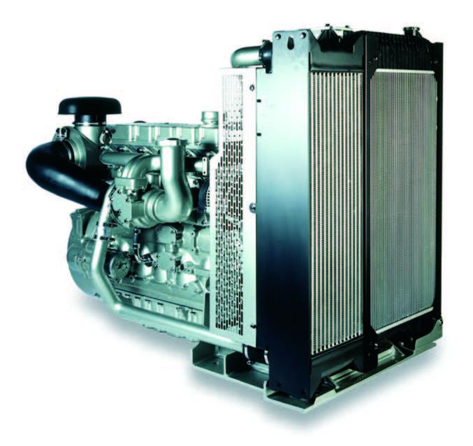1106C-E66TAG3 Diesel Engine – ElectropaK
