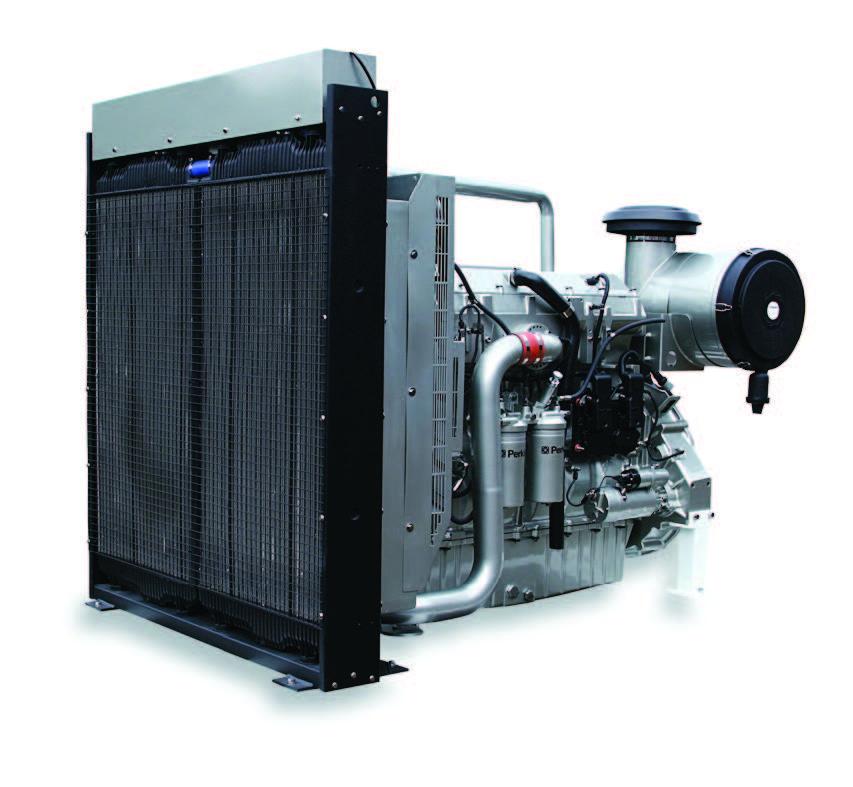 2806A-E18TAG2 Diesel Engine – ElectropaK