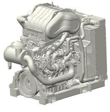 1206F-E70TTAG4 Diesel Engine - ElectropaK