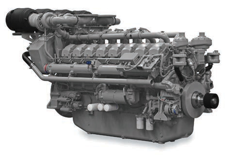 4016-61TRG3 Diesel Engine – ElectropaK