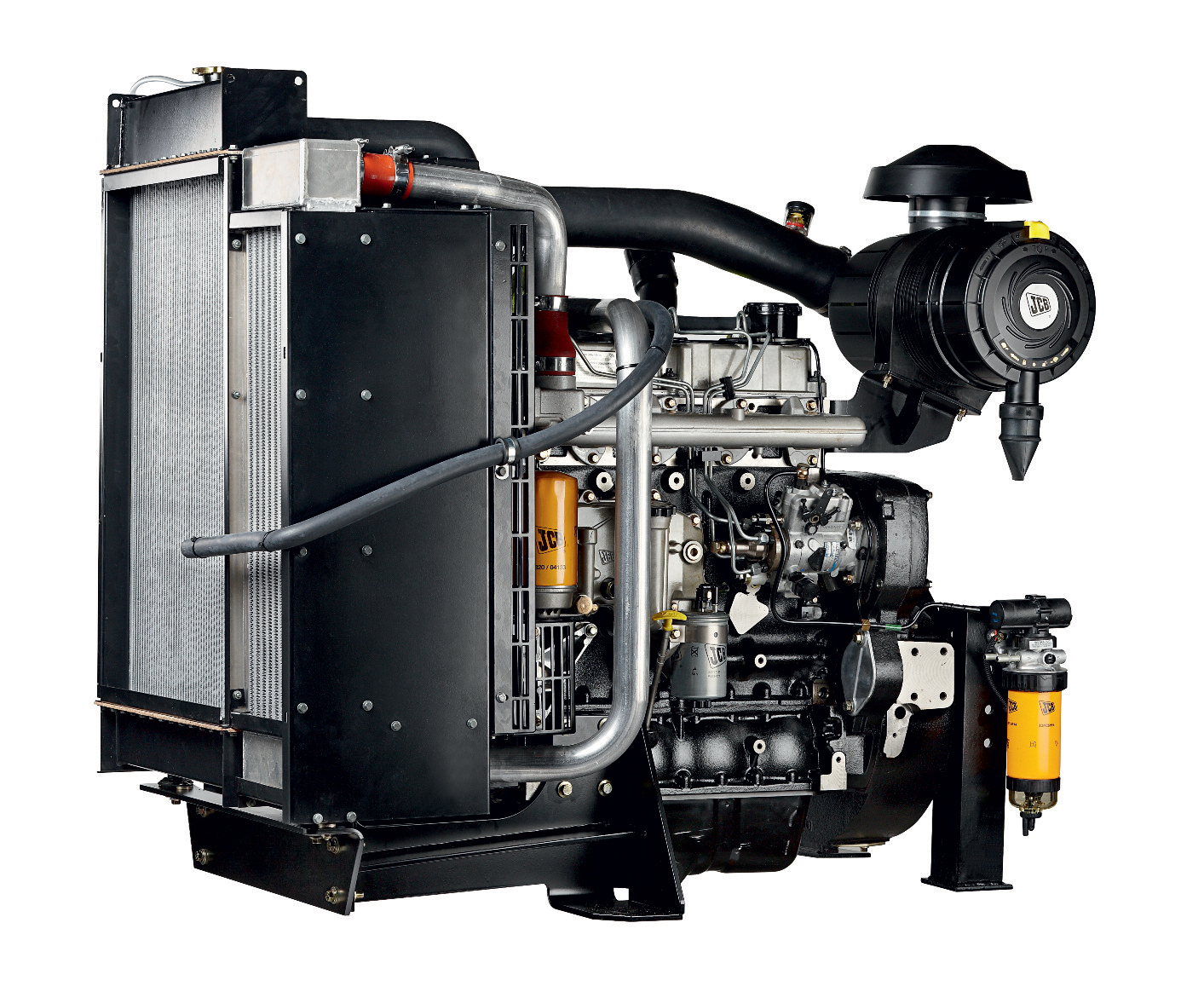 448 TURBOCHARGED AFTERCOOLED 127KVA PRIME @50HZ