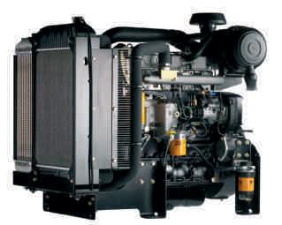Industrial Power Units EU Stage II / EPA Tier 2 93kW (125hp)