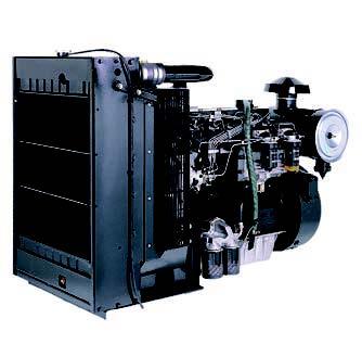 1306-E87T Diesel Engine – Industrial Open Power Unit – 140 Kw