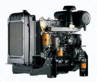 Industrial Power Units EU Stage II / EPA Tier 2 63kW (84hp)