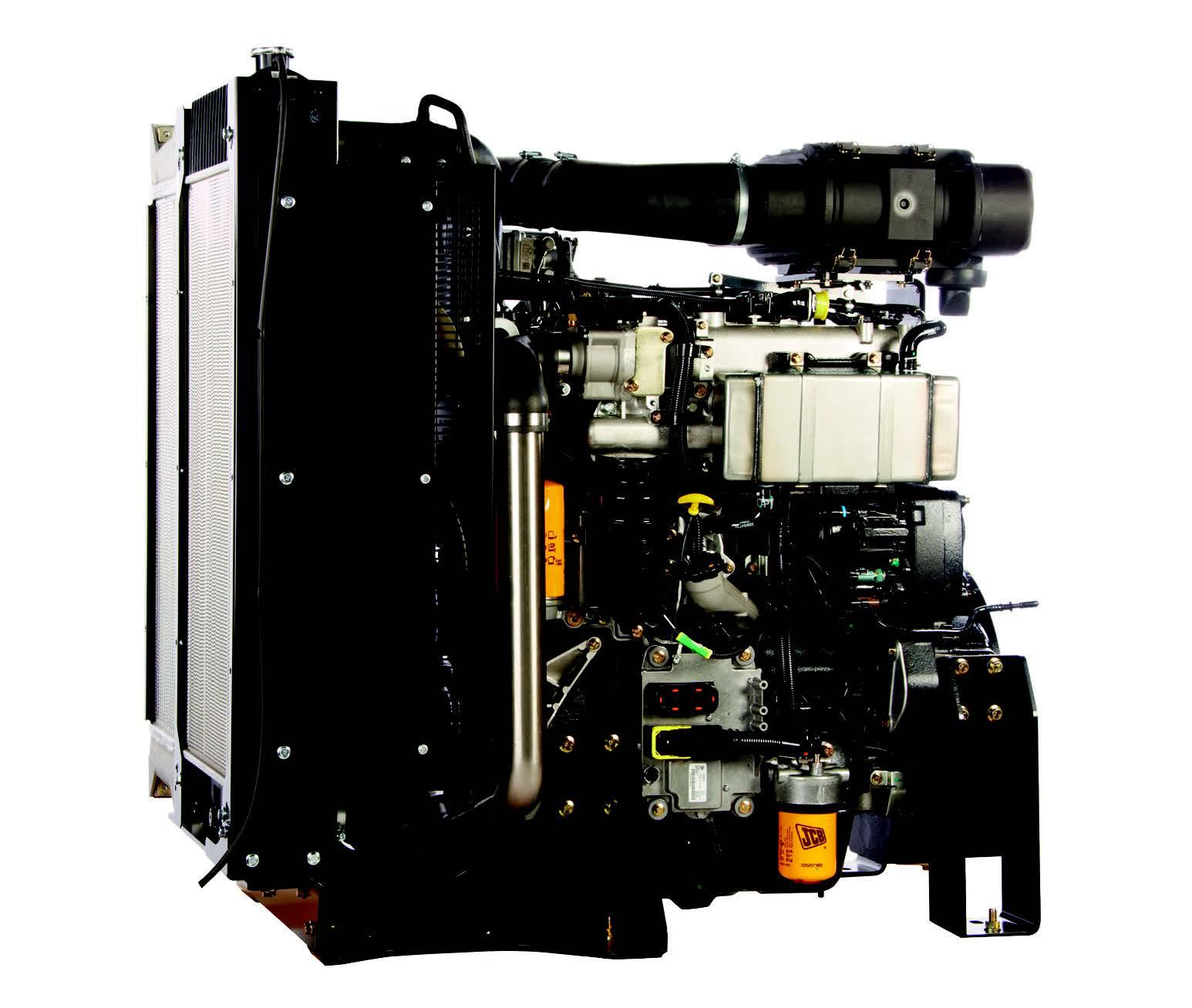 Industrial Power Units EU Stage IIIB / EPA Tier 4 Interim 129kW (173hp)