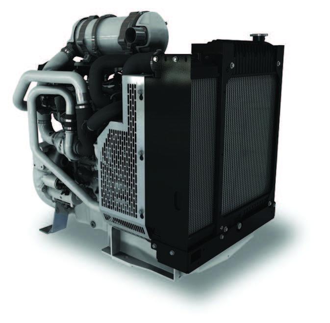 854E-E34TA Industrial Open Power Unit