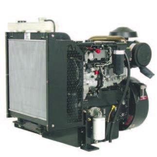 1104C-44 Diesel Engine - Industrial Open Power Unit