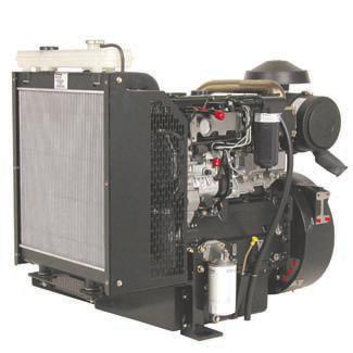 1104C-44T Diesel Engine - Industrial Open Power Unit