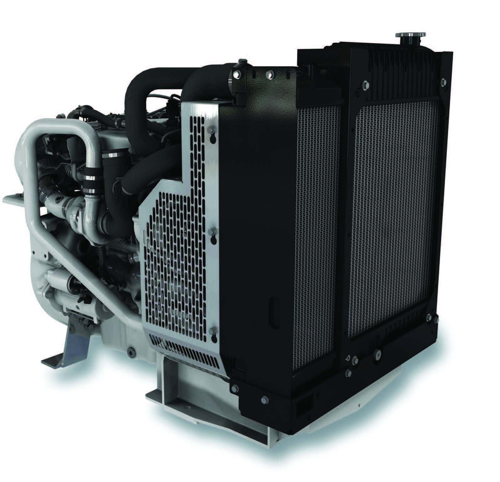 854F-E34T Industrial Open Power Unit