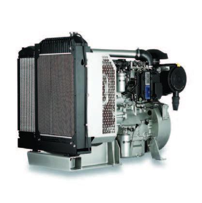 1104D-E44TA Diesel Engine – Industrial Open Power Unit