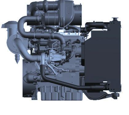 1204F-E44TA/TTA Industrial Open Power Unit