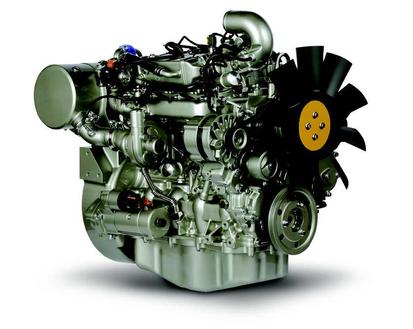 854F-E34T Industrial Engine