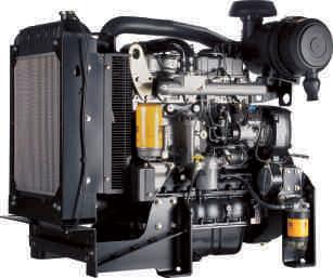 Industrial Power Units EU Stage IIIA / EPA Tier 3 63kW(84hp) to 68kW(92hp)