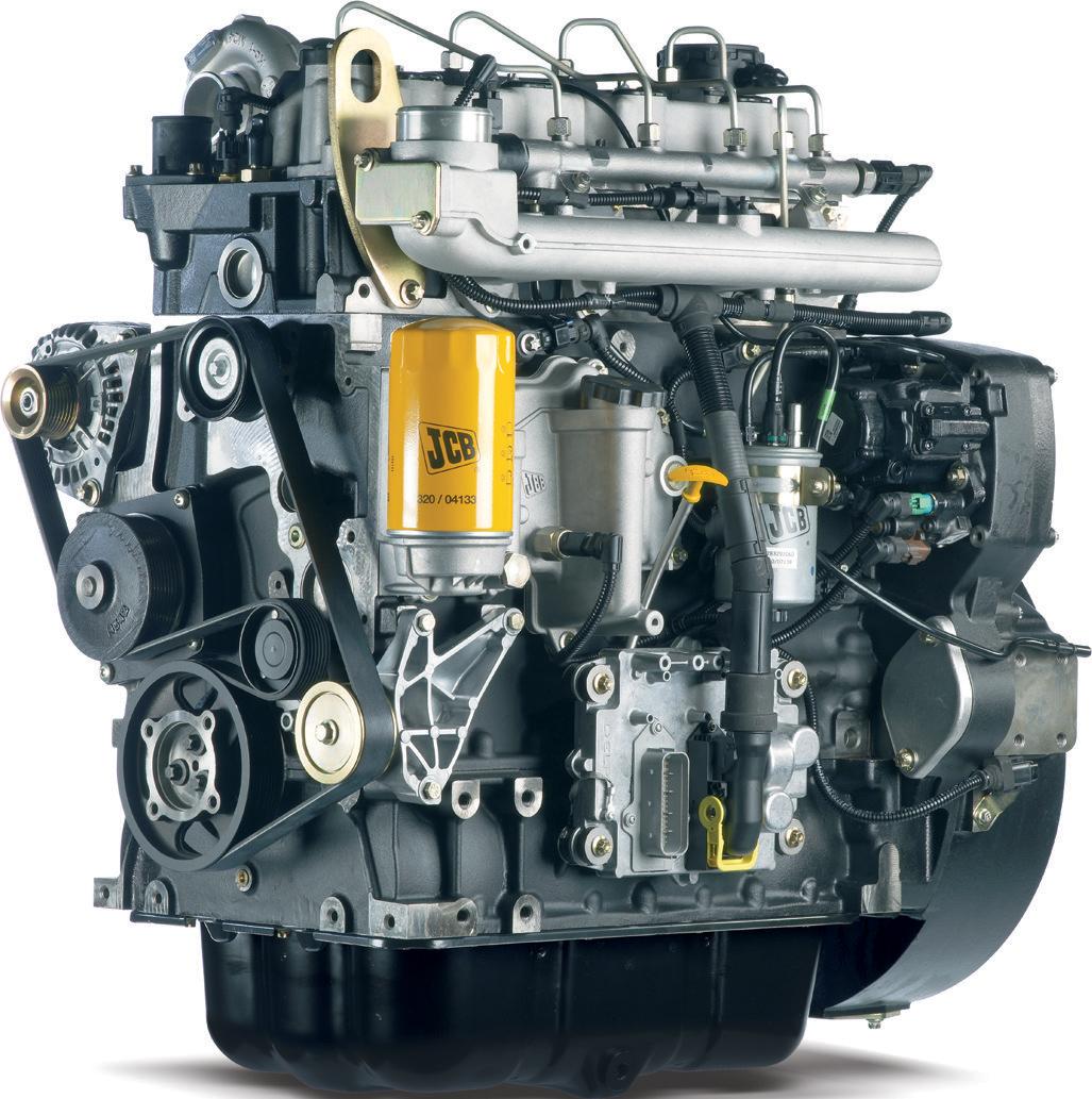 JCB DIESELMAX 129kW (173hp)