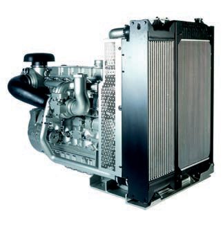 1106D-E66TA Industrial Open Power Unit