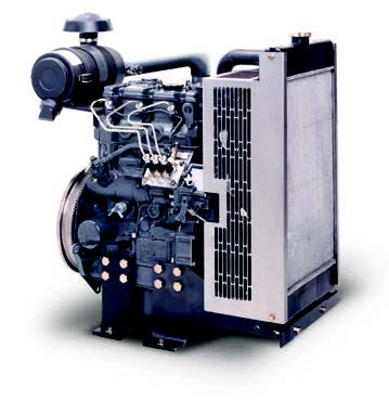 403D-15 Industrial Open Power Unit