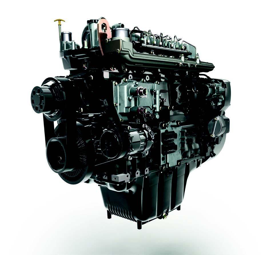 EU Stage II / EPA Tier 2 190kW (255hp)