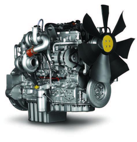 1206F-E70TA/TTA Industrial Engine