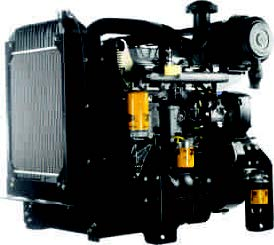 Industrial Power Units EU Stage II / EPA Tier 2 74kW (100hp)