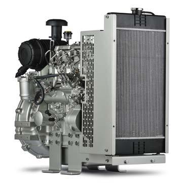 403D-11 Industrial Open Power Unit