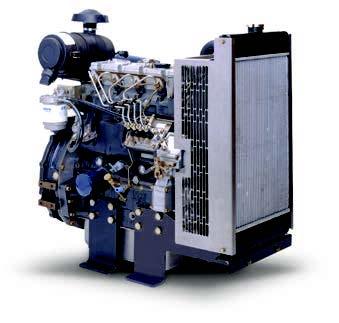 404D-22T Industrial Open Power Unit
