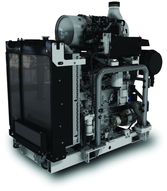 1206E-E70TTA Industrial Open Power Unit