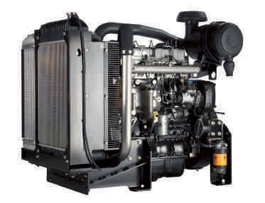 Industrial Power Units EU Stage IIIA / EPA Tier 3 74kW(100hp) to 85kW(114hp)