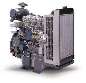 404D-22 Industrial Open Power Unit
