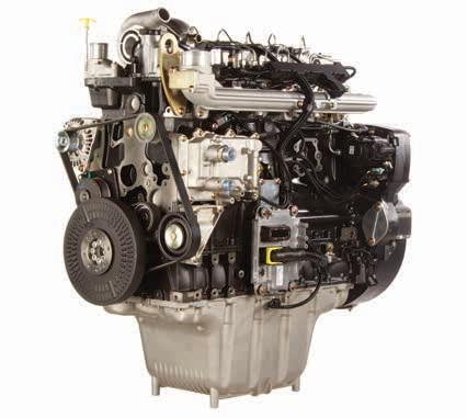 JCB DIESELMAX 140kW (188hp)