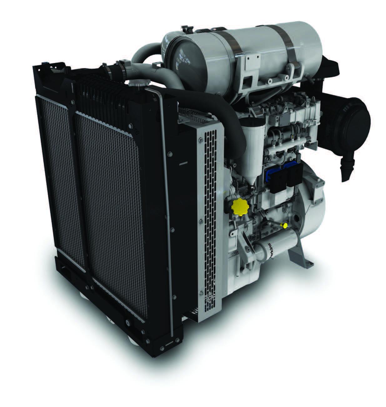 1204E-E44TA/TTA Industrial Open Power Unit