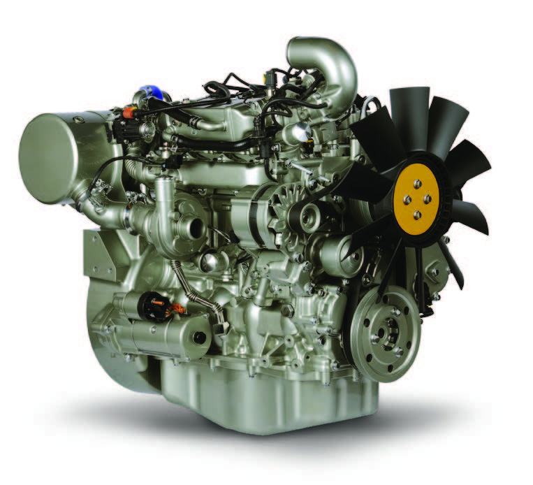 854E-E34TA Industrial Engine