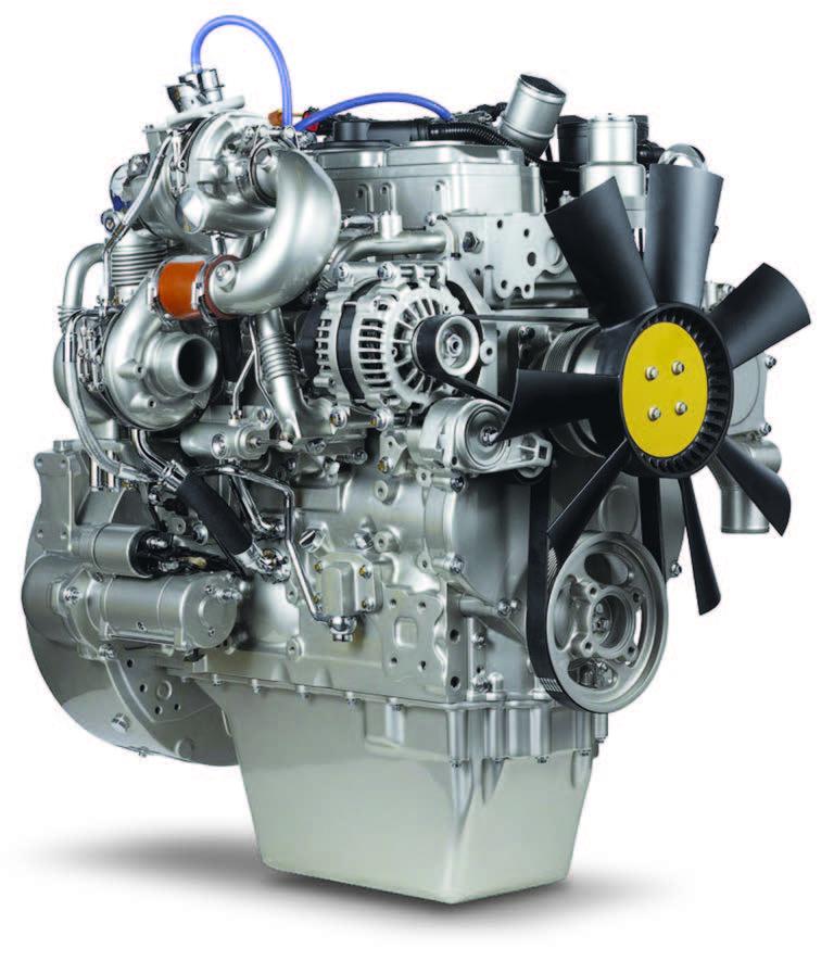 1204E-E44TA/TTA Industrial Engine